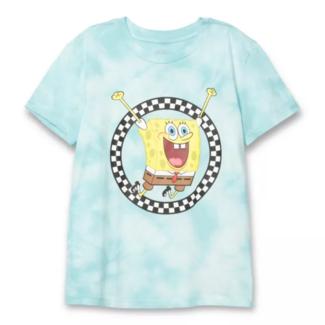 Vans Spongebob Jump Out Tee