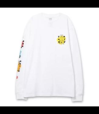 Vans Spongebob Airbrush Long Sleeve T-Shirt