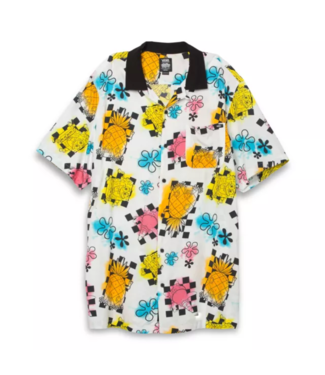 Vans SpongeBob Airbrush Buttondown Shirt