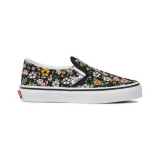 Vans Kids Fun Floral Classic Slip-On