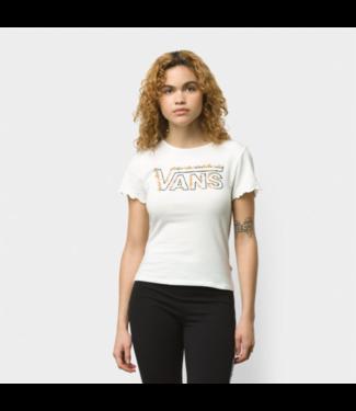 Vans Trippy High Tide Lettuce Edge T-Shirt