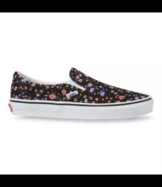 Vans Floral Classic Slip-On Shoes