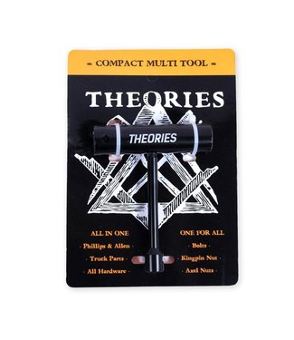 Theories Skateboards Compact Multi Tool