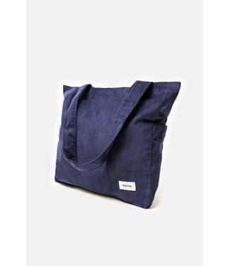 Rhythm Corduroy Tote Bag