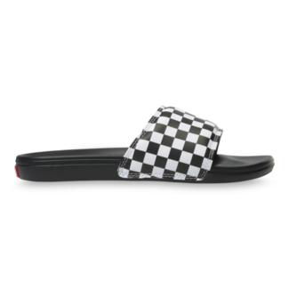 Vans Checkered La Costa Slide-On