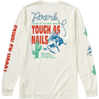 Roark Revival Tough As Nails Long Sleeve T-Shirt