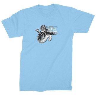 StrangeLove Skateboards Bukowski Worm T-Shirt