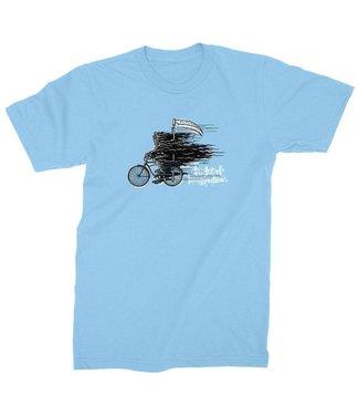 StrangeLove Skateboards Death on a Bike T-Shirt