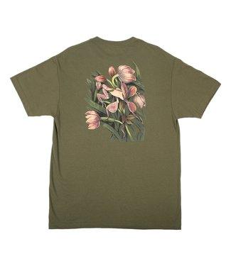 Theories Skateboards Flora Heavy Duty T-Shirt