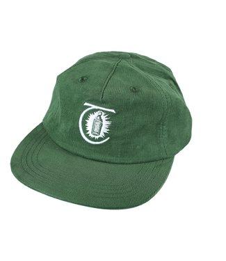 Theories Skateboards Lantern Thin Corduroy Strapback Hat