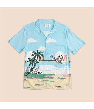 Duvin Design Co. Coastal Button Up Shirt