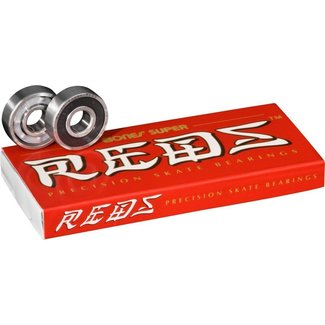 Bones Wheels Super Reds Skateboard Bearings