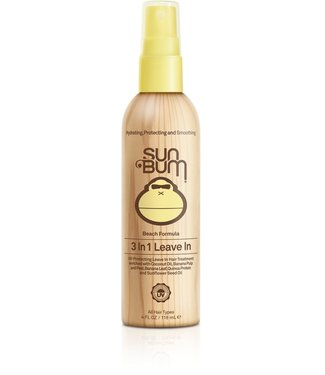 Sun Bum 3 in 1 Leave In Conditioner Hair Care