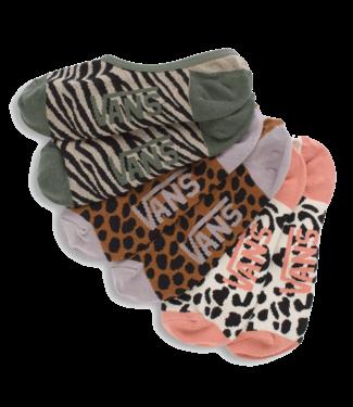 Vans Animal Mix Canoodle Socks 3 Pack