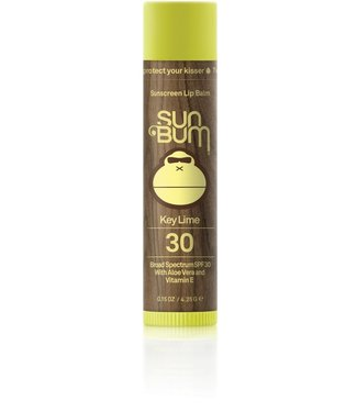 Sun Bum SPF 30 Key Lime Lip Balm