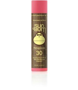 Sun Bum SPF 30 Pomegranate Lip Balm