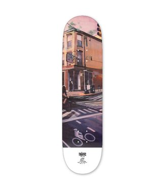 """Traffic Skateboards 8.25"""" Driggs and Manhattan Ave Matchless Deck"""