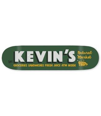 """Traffic Skateboards 8.0"""" Storefront Series Kevin's Market Deck"""
