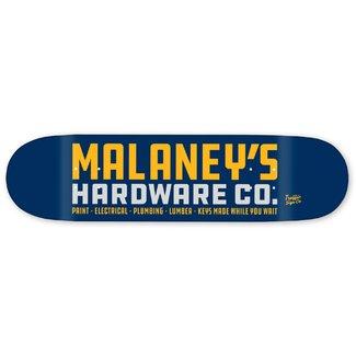 "Traffic Skateboards 8.38"" Storefront Series Malaney's Hardware Deck"