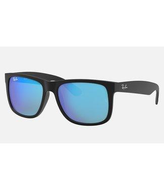 Ray Ban Justin Rubber Polar Sunglasses
