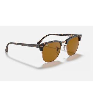 Ray Ban Clubmaster Classic Polar Sunglasses