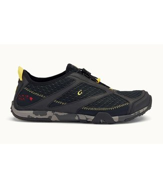 Olukai Eleu Trainers Black Shoe