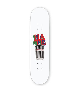 "Traffic Skateboards 8.5"" Trash Deck"