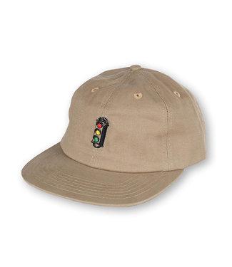 Traffic Skateboards Traffic Light Snapback Hat