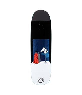 "Welcome Skateboards 9.25"" Haunted Horse on Golem Deck"