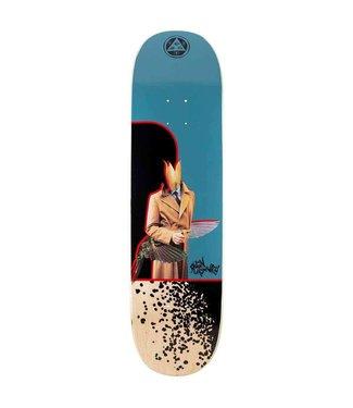"Welcome Skateboards 8.5"" Townley Hummingbird on Enenra Deck"
