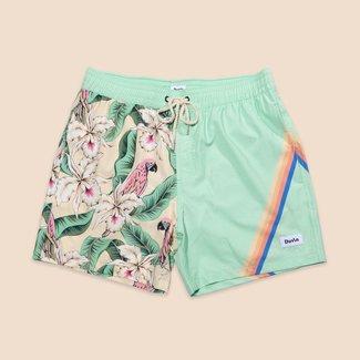 Duvin Design Co. Parrot Split Swim Short