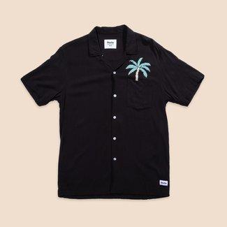 Duvin Design Co. Pocket Palm Button Up Shirt