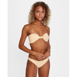 RVCA Run Wild Bandeau Bikini Top
