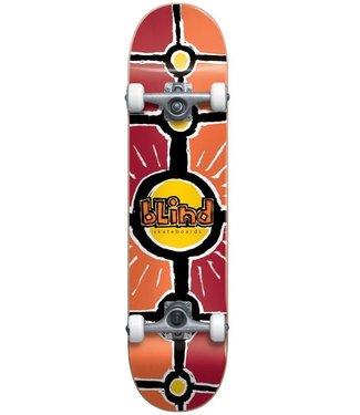 "7.0"" Round Space V2 Mini Complete Skateboard"