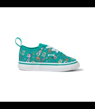 Vans Toddler Sea Party Authentic Elastic Shoes
