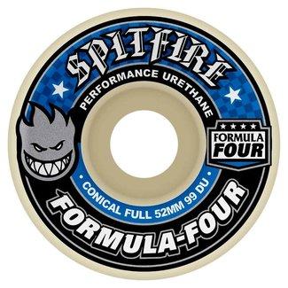 Spitfire Wheels 54mm F4 Conical Full 99a Wheels