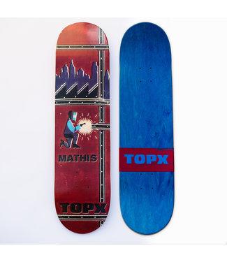 """TOPX 8.38"""" Mathias Matchbook Deck"""