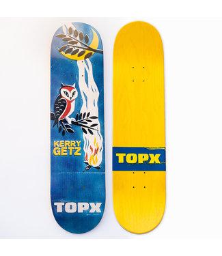 """TOPX 8.12"""" Getz Matchbook Deck"""