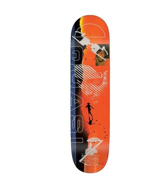 "Quasi Skateboards 8.625"" A/B Deck"