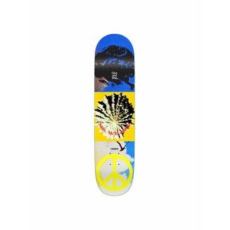 """Quasi Skateboards 8.125"""" Wilson Aquarius Deck"""