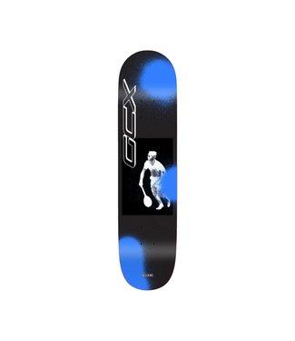 "Quasi Skateboards 8.5"" Crockett Duece Deck"