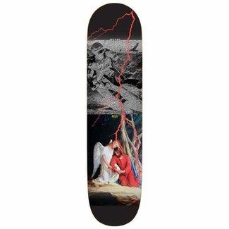 "Quasi Skateboards 8.5"" Rizzo Sabbath Deck"