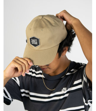 Drift House 6-Panel Strapback Hat