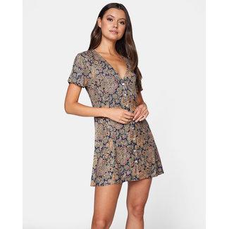 RVCA Once More Mini Dress