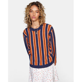 RVCA Never Better Knit Sweater