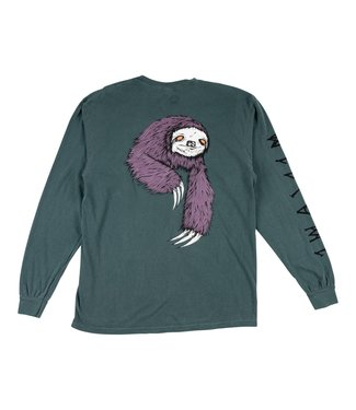 Welcome Skateboards Sloth Long Sleeve T-Shirt