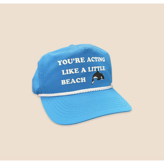 Duvin Design Co. Little Beach Nylon Hat