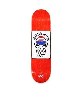 "Hopps Skateboards 8.0"" Quartersnacks Deck"
