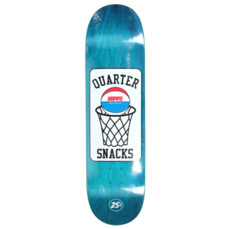"Hopps Skateboards 7.75"" Quartersnacks Deck"
