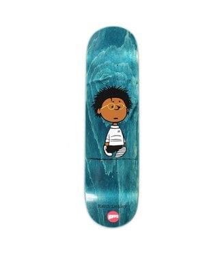 """Hopps Skateboards 8.25"""" Denly Keith Kid Deck"""